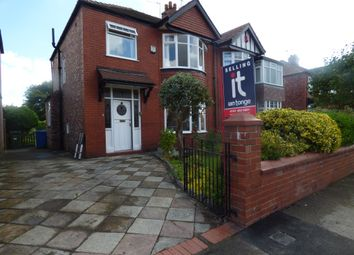Thumbnail 3 bed semi-detached house for sale in Hollymount Road, Offerton, Stockport