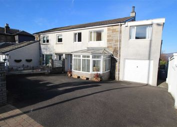 Thumbnail 4 bed semi-detached house for sale in Newton Street, Greenock, Renfrewshire
