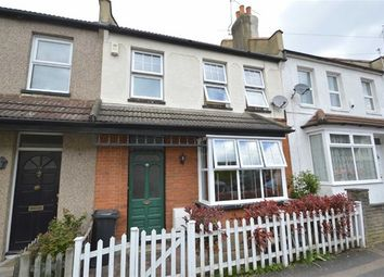 Thumbnail 3 bed terraced house to rent in Edward Road, Coulsdon