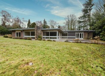 Thumbnail 5 bed detached bungalow to rent in Heath Road, Whitmore Heath, Newcastle-Under-Lyme