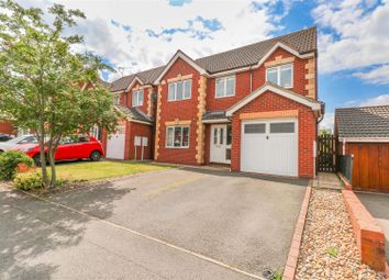 4 bed detached house for sale in Kings Park Drive, Binley, Coventry CV3