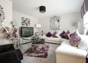 Thumbnail 3 bedroom end terrace house for sale in Lavender Drive, East Kilbride, Glasgow