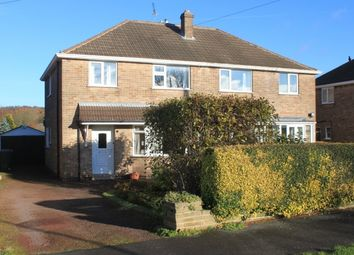 Thumbnail 3 bed semi-detached house for sale in Tressall Road, Whitwick, Coalville