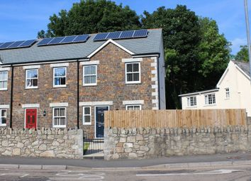 Thumbnail 3 bed end terrace house for sale in South Street, St. Austell