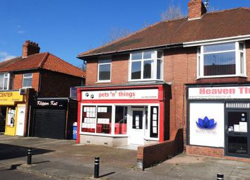 Thumbnail Commercial property for sale in St. Georges Road, North Shields
