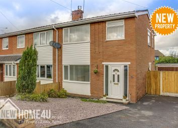 Thumbnail 3 bed semi-detached house for sale in Nant Derw, Mold