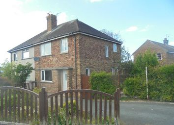 Thumbnail 3 bed semi-detached house for sale in Walney Place, Blackpool