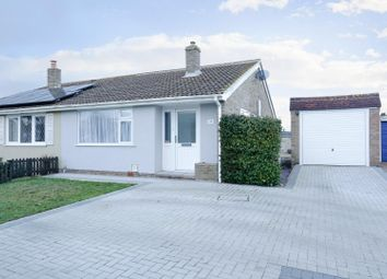 Thumbnail 2 bedroom semi-detached bungalow for sale in Orchard Close, Whitfield, Dover