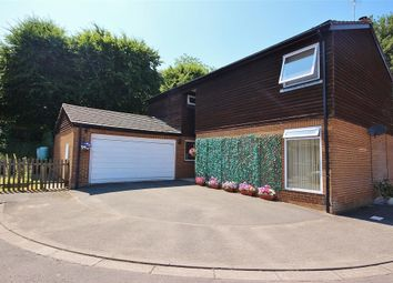 Thumbnail 4 bed detached house for sale in The Park, Lambourn, Hungerford