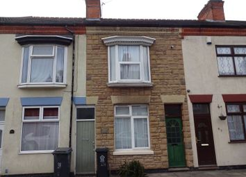 Thumbnail 2 bed block of flats for sale in 29 & 29A Minehead Street, Off Hinckley Road, Leicester