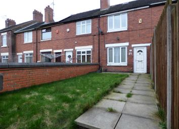 Thumbnail 2 bed terraced house to rent in East Terrace, Stoke On Trent