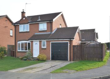 Thumbnail 3 bed detached house for sale in Bransdale Avenue, Altofts, Normanton