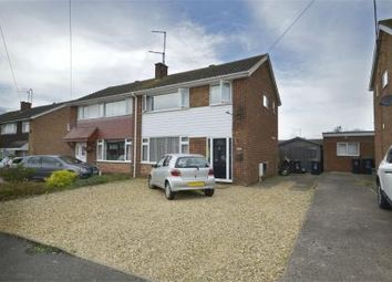 Thumbnail Semi-detached house for sale in St Laurence Way, Stanwick, Northamptonshire