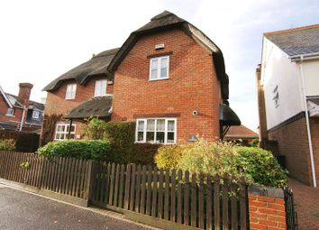Thumbnail 2 bed semi-detached house for sale in 19 Lime Kiln Road, Lytchett Matravers, Poole