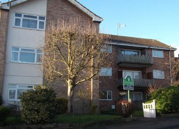 Thumbnail 2 bed flat to rent in Crabtree Close, Redditch