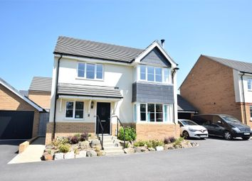 Thumbnail 5 bed detached house for sale in Shearwater Drive, Bude