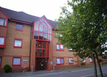 Thumbnail 2 bedroom flat to rent in Chailey Court, Franklynn Road, Haywards Heath