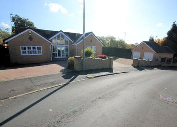 Longlands Road, Halesowen B62. 4 bed detached bungalow for sale