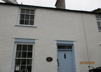 Thumbnail 2 bed terraced house to rent in Sea View Terrace, Conwy