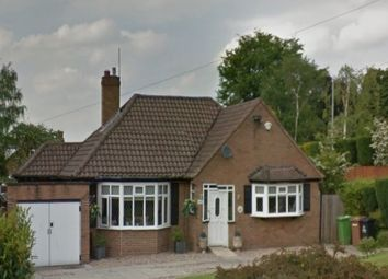 Thumbnail 2 bed bungalow to rent in Foley Road East, Sutton Coldfield
