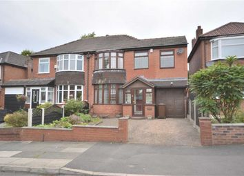 Thumbnail 3 bed semi-detached house for sale in Butterstile Lane, Manchester