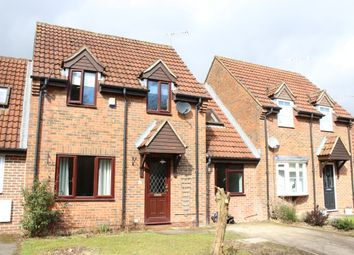 Thumbnail 4 bed link-detached house for sale in Wessex Close, Hungerford