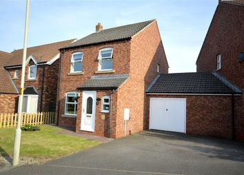 Thumbnail 3 bed detached house for sale in Curlew Drive, Crossgates, Scarborough