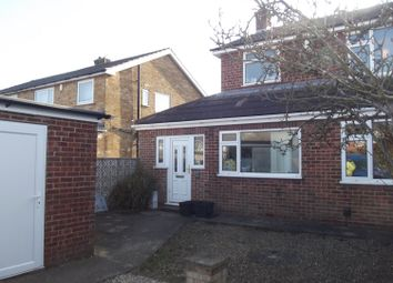 Thumbnail 5 bed shared accommodation to rent in Eastfield Crescent, Heslington, York