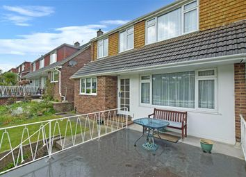 Thumbnail 4 bed semi-detached house for sale in Bankside, Westdene, Brighton, East Sussex