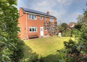 Thumbnail 4 bed detached house for sale in Stathe Road, Burrowbridge, Bridgwater