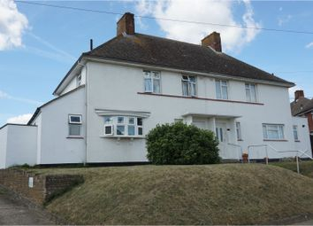 3 bed semi-detached house for sale in Manor Grove, Sittingbourne ME10
