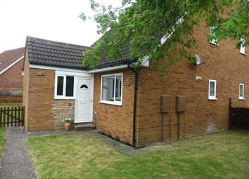 Thumbnail 1 bed property for sale in Petersham Close, Newport Pagnell