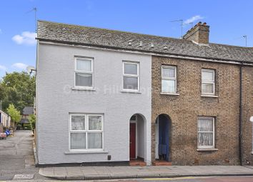 Thumbnail 3 bed terraced house for sale in Uxbridge Road, Hanwell, London.