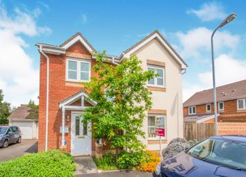 Thumbnail 4 bedroom detached house for sale in Spencer David Way, St. Mellons, Cardiff