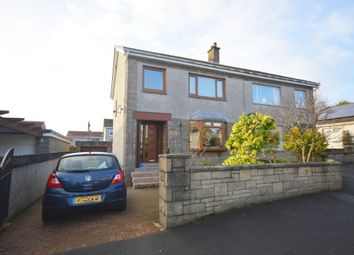 Thumbnail 3 bed semi-detached house to rent in Finlayson Quadrant, Airdrie