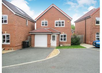 Thumbnail 3 bed detached house for sale in Llys Ywen, Llandudno Junction