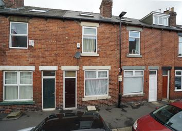 Thumbnail 3 bed terraced house for sale in Warwick Terrace, Crookes, Sheffield