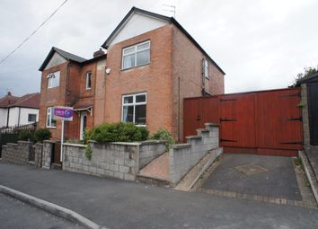 Thumbnail 3 bed semi-detached house to rent in Francis Street, Derby