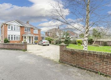 Thumbnail 3 bed detached house for sale in Botley Road, Horton Heath, Eastleigh, Hampshire