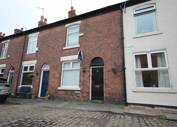 Thumbnail 2 bed terraced house for sale in Chatswood Avenue, Stockport, Cheshire