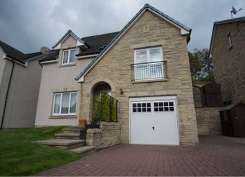 Thumbnail 4 bedroom detached house for sale in Inchgarvie Avenue, Burntisland