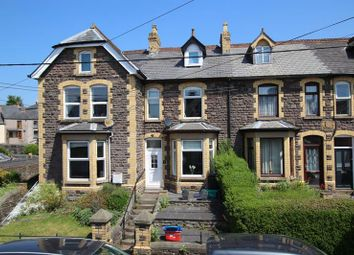 Thumbnail 4 bed terraced house for sale in The Avenue, Brecon