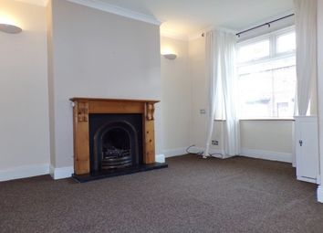 Thumbnail 2 bed terraced house to rent in Trafalgar Terrace, Darlington