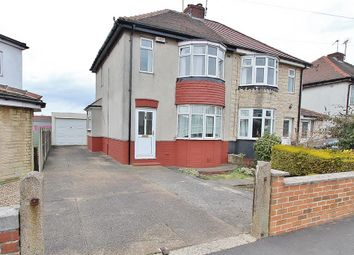 Thumbnail 3 bedroom semi-detached house for sale in Charnock Hall Road, Gleadless, Sheffield