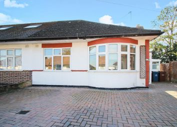 Thumbnail 3 bed semi-detached bungalow for sale in Randon Close, Harrow