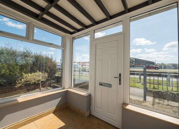 Thumbnail 2 bed bungalow to rent in Glasgow Road, Newbridge