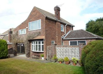 Thumbnail 4 bed detached house for sale in Fairfield Avenue, Scartho, Grimsby