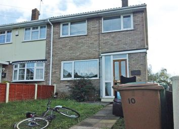 Thumbnail 3 bedroom end terrace house for sale in Lindon View, Walsall Wood, Walsall