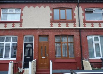 Thumbnail 2 bed terraced house to rent in Lyceum Avenue, Blackpool
