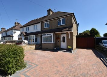 Thumbnail 3 bed semi-detached house for sale in Langley Road, Abbots Langley, Hertfordshire